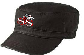 SSW-District® - Distressed Military Hat