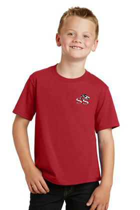SSW-Port & Company® Youth Fan Favorite Tee. PC450Y